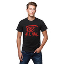 The Dark Tower All Hail T-Shirt - Black