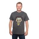 Texas Chainsaw Massacre I Like Your Face T-Shirt - Grey