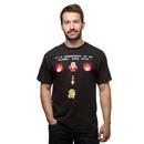 Legend of Zelda Be Prepared T-Shirt - Black