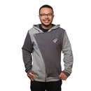Game of Thrones Stark Costume Hoodie - Grey