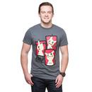 Pokémon Mimikyu T-Shirt - Charcoal