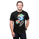 My Little Pony Simply Awesome T-Shirt - Black