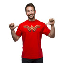 Justice League Wonder Woman T-Shirt - Red