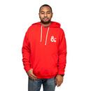 Dungeons & Dragons Logo Hoodie - Red