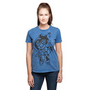 Overwatch Mei Snowball Ladies' T-Shirt - Blue