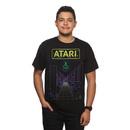 Atari Neon T-Shirt - Black