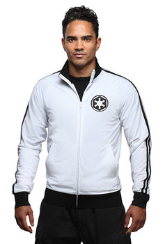 Star Wars Imperial Logo Track Jacket - White