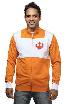 Star Wars Rebel Pilot Track Jacket - Orange