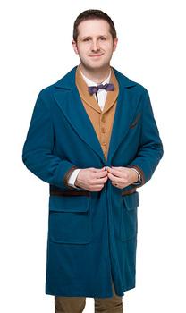 Fantastic Beasts Newt Scamander Cosplay Bundle (Jacket