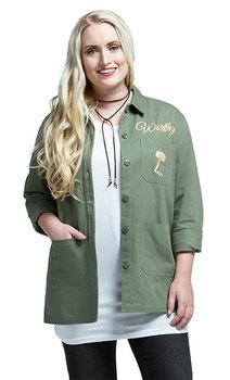 Asgard Twill Ladies' Jacket - Olive Green