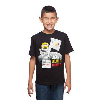LEGO Astronaut Kids' T-Shirt - Black