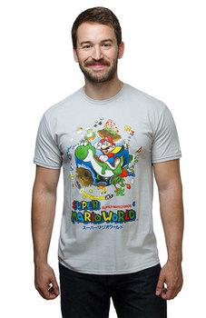 Super Mario World T-Shirt - Grey