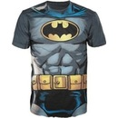 Batman Muscle Costume With Logo T-shirt
