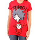 Thing 1 or 2 Heather Juniors T-shirt