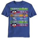 The Muppets Character Stripes T-shirt