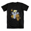 My Little Pony Derpy Muffins and Bubbles T-shirt