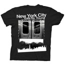 America New York City Eats Its Young T-Shirt