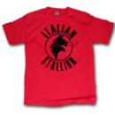 Rocky Balboa Italian Stallion Red T-shirt