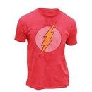 True Vintage The Flash Original Distressed Logo T-shirt