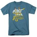 Saturday Night Live Ambiguously Gay Duo Slate T-shirt