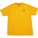 Star Trek Command Uniform Image T-shirt