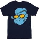 Popeye the Sailor Man Shades Face T-shirt