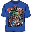 Marvel Comics Team-Ups Brazen Heroes T-shirt