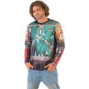 Boba Fett Sublimated Adult LONG SLEEVE Costume T-Shirt