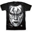 Sting Face Black T-Shirt