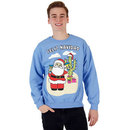 Feliz Navidad Ugly Sweatshirt