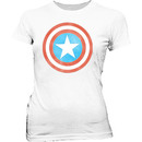 Captain America Distressed Icon T-shirt