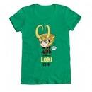 Loki Kawaii Kneel Before Me T-Shirt