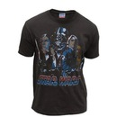 Star Wars Red, White & Blue Rogues & Jedi Washed T-shirt