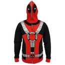 Deadpool Suit Costume Hoodie