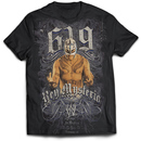Rey Mysterio 619 Eternal Black T-shirt