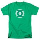 Green Lantern Distressed Logo T-shirt