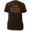 Pulp Fiction Bad Mother F*cker Text T-shirt Tee