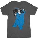 Sesame Street Cookie Monster Boombox T-shirt