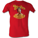 Rocky Italian Stallion Red Image T-shirt