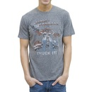 The Transformers Truck It Vintage Triblend T-shirt