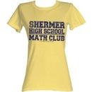 Shermer High School Math Club Juniors T-Shirt