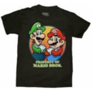 Super Mario Bros. Mario and Luigi Boys T-Shirt