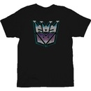 Transformers Evil Decepticon Distressed T-Shirt