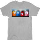 Pac-Man Usual Suspects Ghosts Black T-Shirt