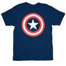 Captain America Star Logo T-shirt