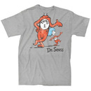 Thing 1 Body and Thing 2 T-shirt