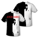 Scarface Al Pacino Classic Poster Sublimation T-Shirt