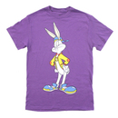 Looney Tunes Hip Bugs Bunny Front and Back T-Shirt