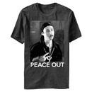 Napoleon Dynamite Kip Peace Out T-Shirt
