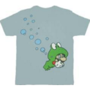 Super Mario Brothers 3 Frog Adult T-shirt
